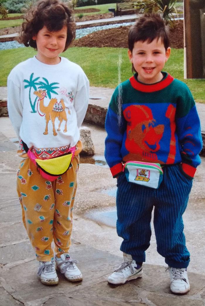 Siblings Of Blunder - 1990 Personified