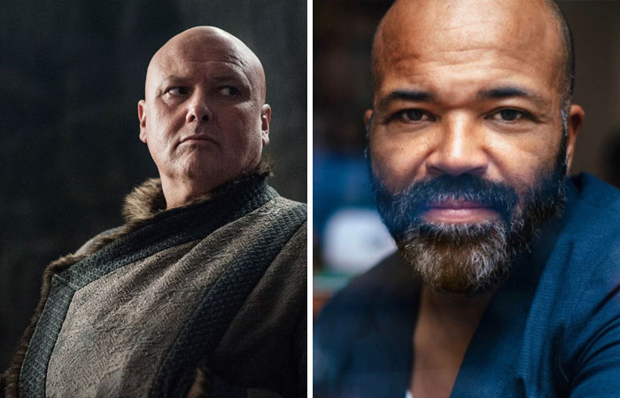 Jeffrey Wright As Varys