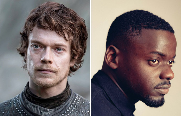 Daniel Kaluuya As Theon Greyjoy