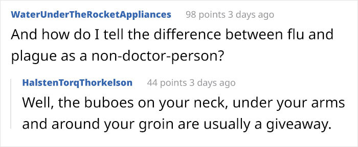 Hospital Informs Us about A Major Difference Humour