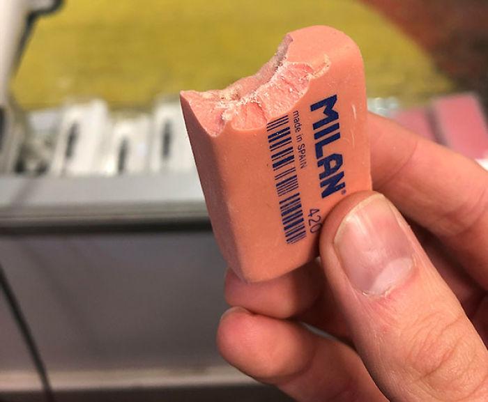 Forbidden Bubble Gum... No Longer Forbidden