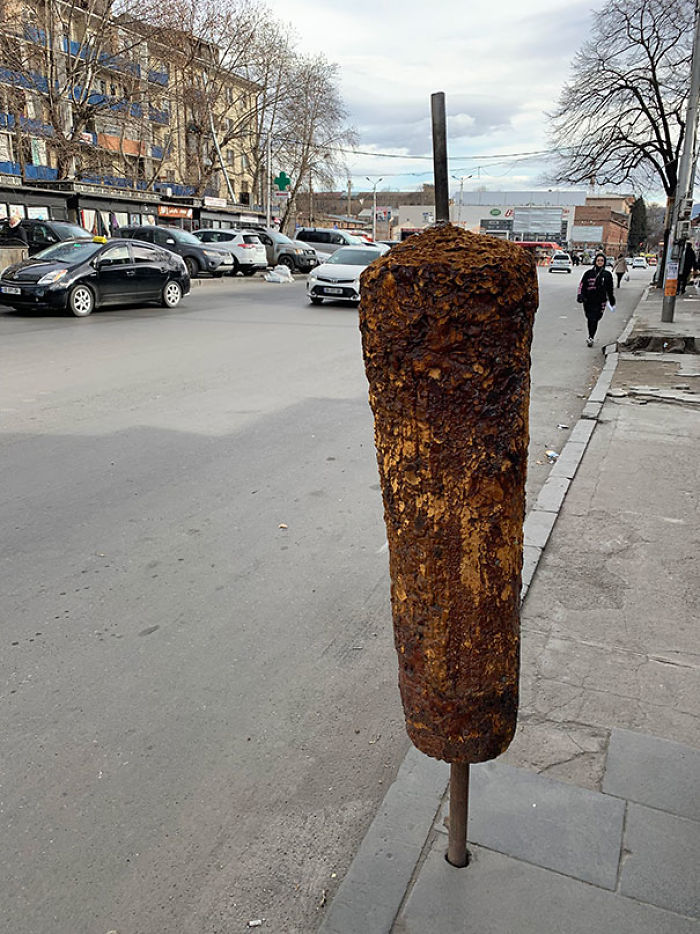 "I Give You The ""Forbidden Shawarma"""