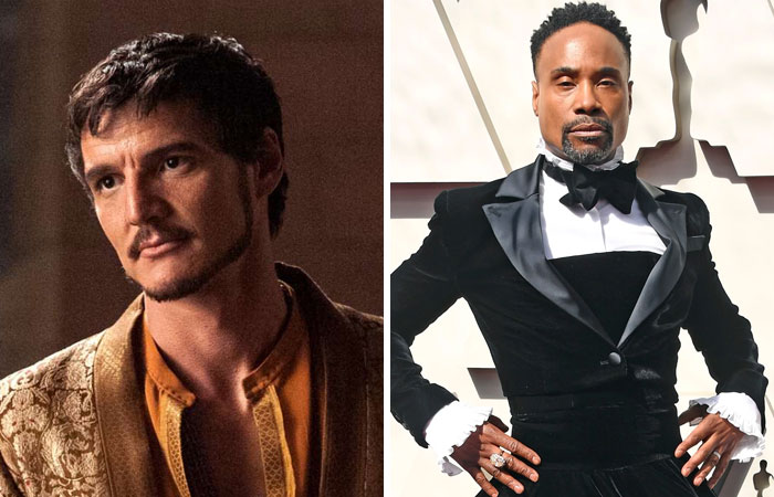 Billy Porter As Oberyn Martell