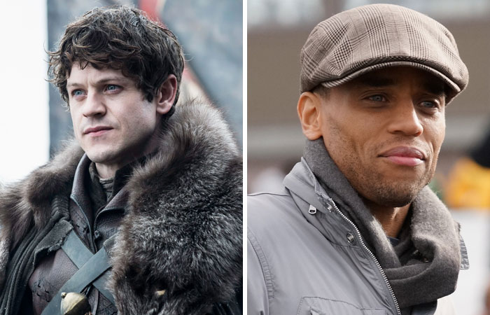 Michael Ealy As Ramsay Bolton