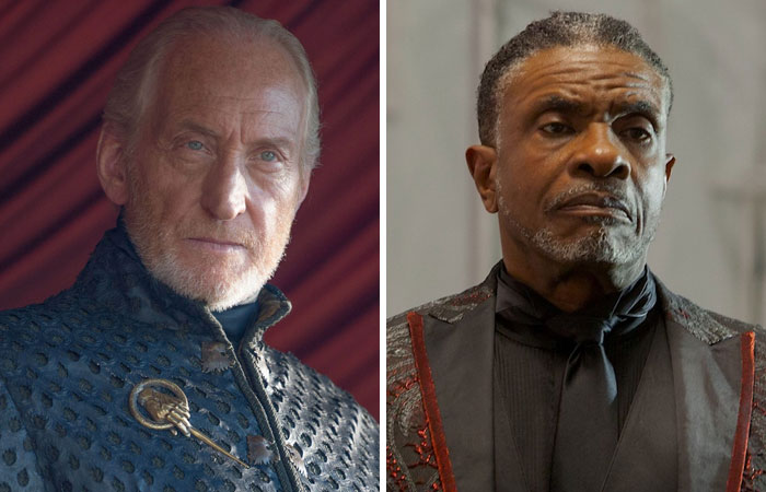 Keith David As Tywin Lannister