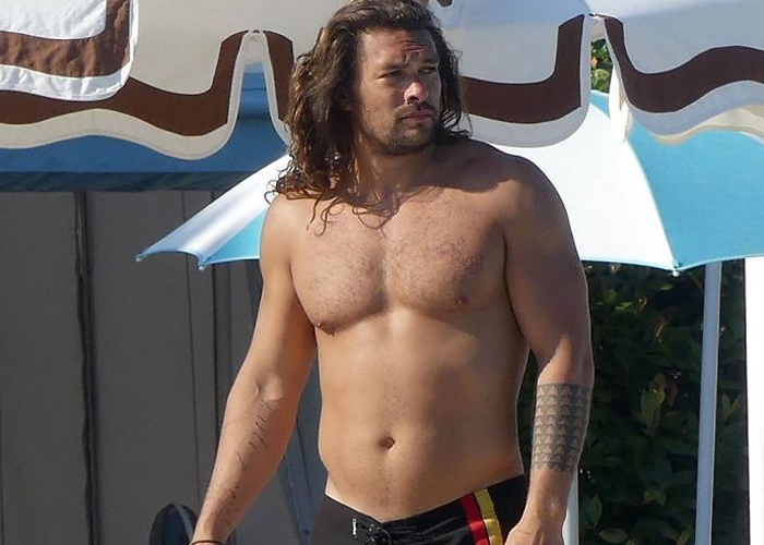 Jason Momoa Body-Shamed Over His 'Dad Bod'