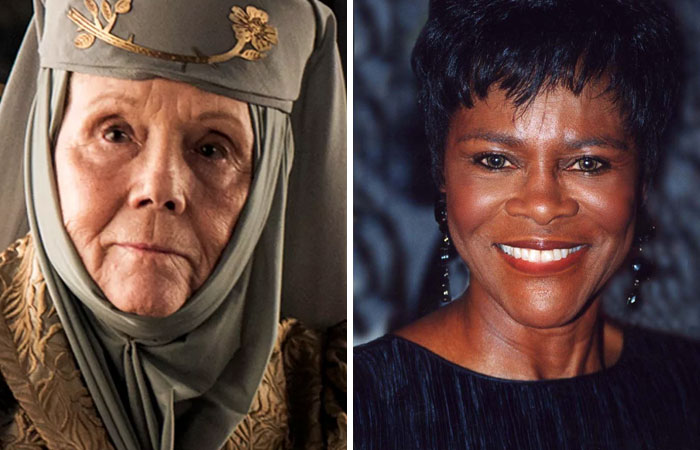 Cicely Tyson As Olenna Tyrell