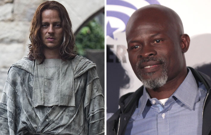 Djimon Hounsou As Jaqen H'ghar