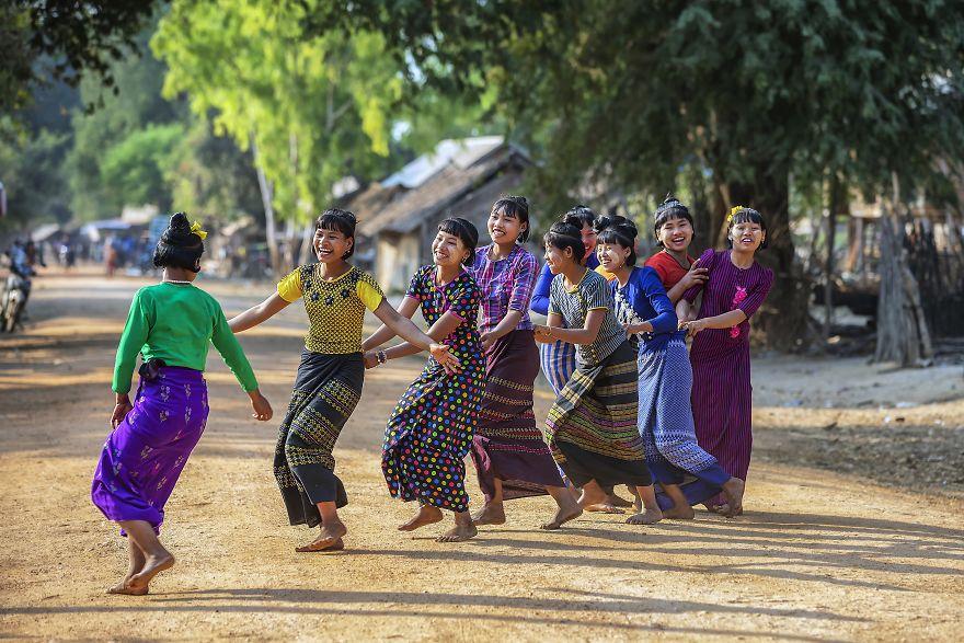 Myanmar Game