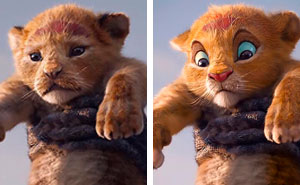 Artists Give The Lion King's Characters An Alternative Look And It Goes Viral (13 Pics)