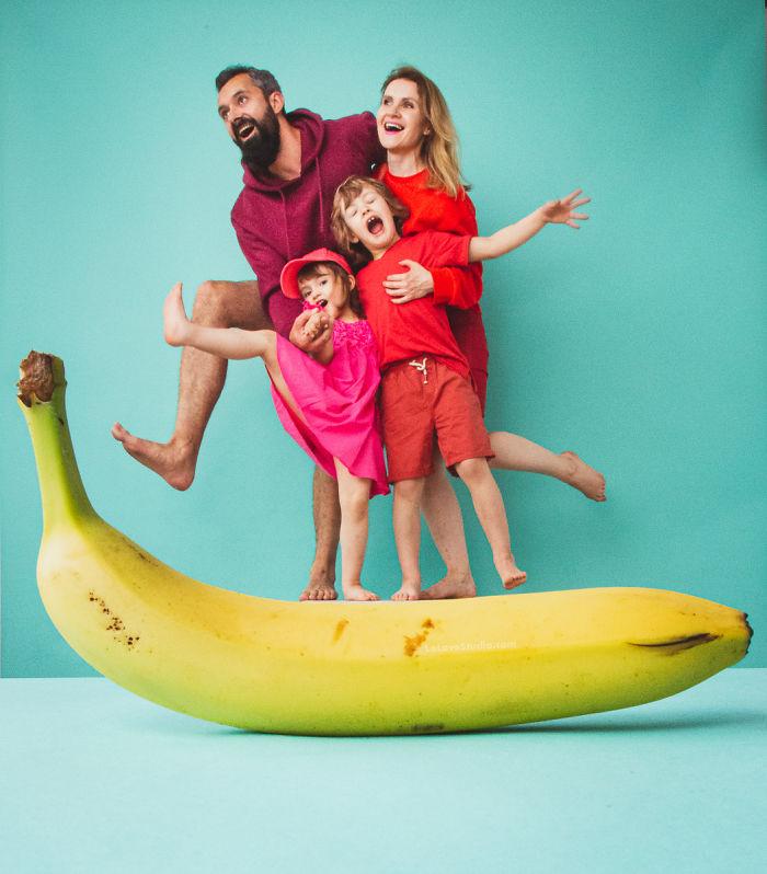 Ahoy Banana Adventure!