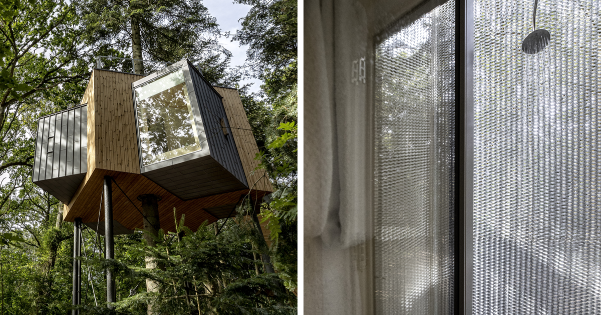 This Hotel Is Designed Exactly Like A Tree House And Is Ready For Adventurous Guests