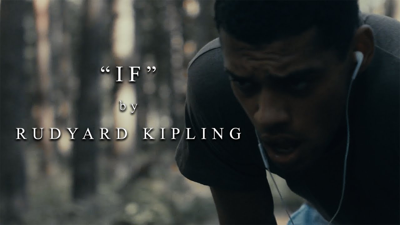 """""""If"""" By Rudyard Kipling – Narrated By Michael Caine"""
