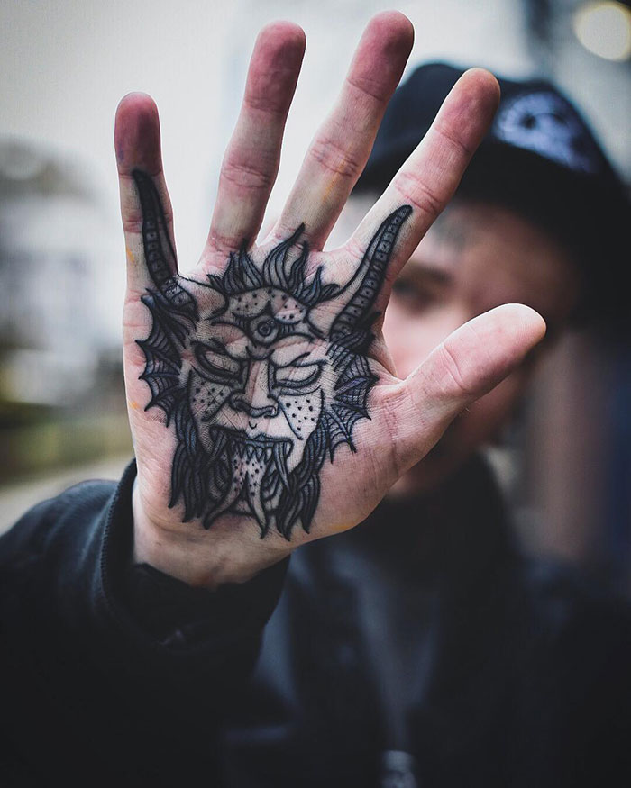 I'm Just In Love With This Tattoo