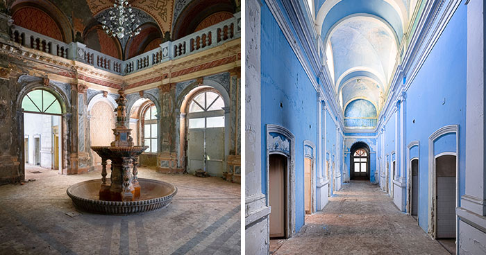 I Photographed Abandoned Buildings In One Of The Oldest Spa Resorts In The World