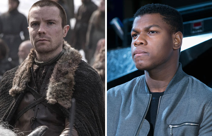 John Boyega As Gendry