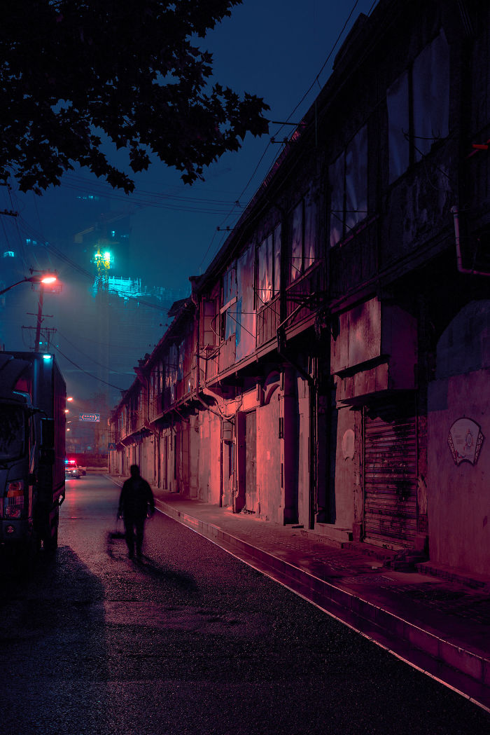 Photographer Captures Disappearing Shanghai Streets