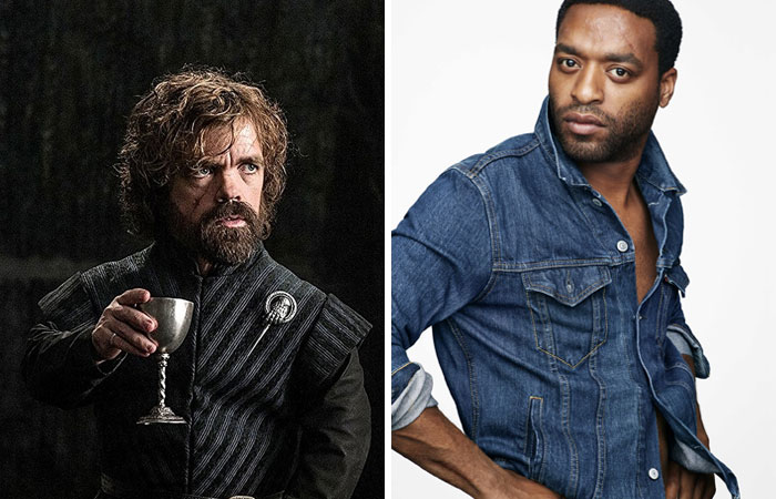 Chiwetel Ejiofor As Tyrion Lannister