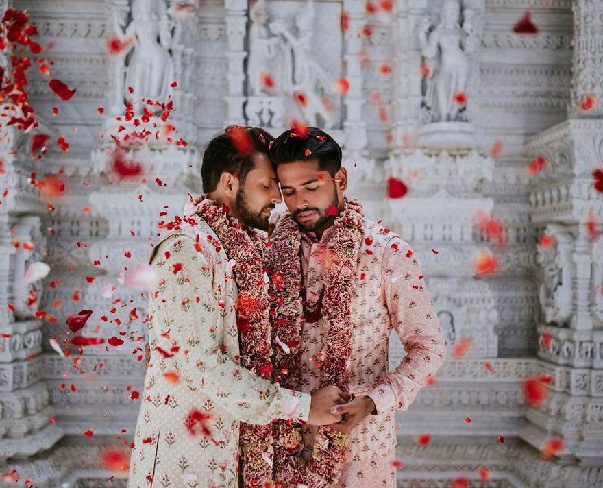 Gay Indian dating USA