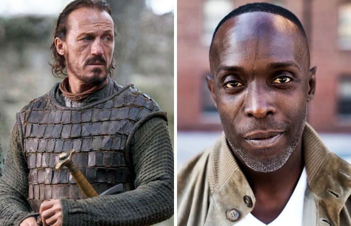 Michael Kenneth Williams As Ser Bronn Of The Blackwater