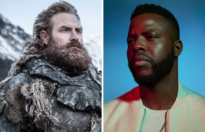 Winston Duke As Tormund Giantsbane