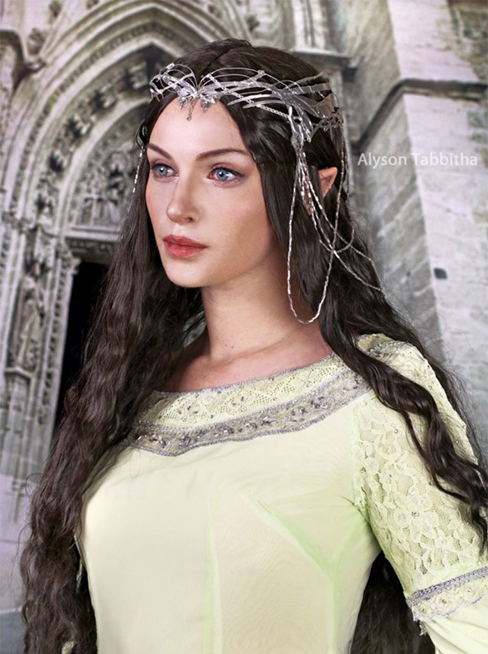 Arwen (Lord Of The Rings)