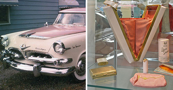 There's A Dodge Car Made In The '50s And It Was Made Only For Women