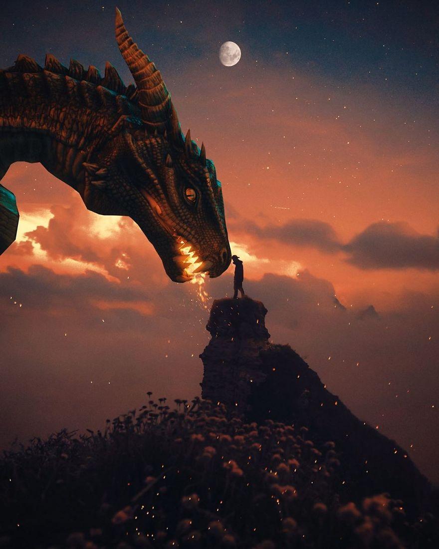 Imagine Dragon