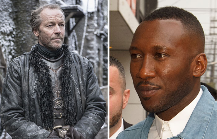 Mahershala Ali As Ser Jorah Mormont