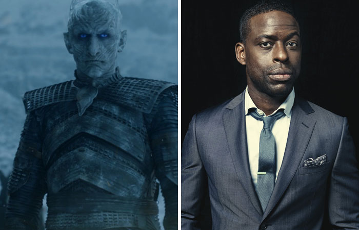 Sterling K Brown As The Night King
