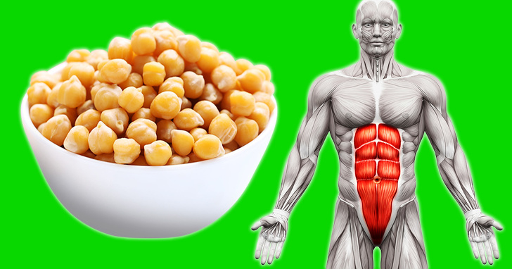 10 Things That Can Happen to Your Body If You Eat One Cup of Chickpeas Every Day