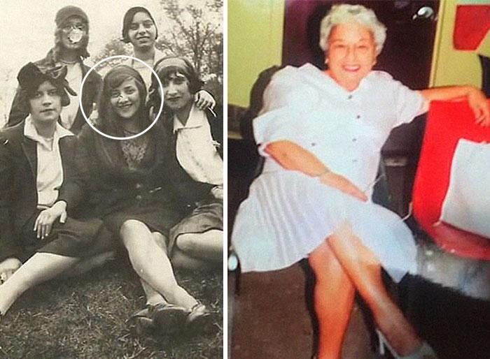 Âgée de 107 ans, elle révèle le secret de sa longévité