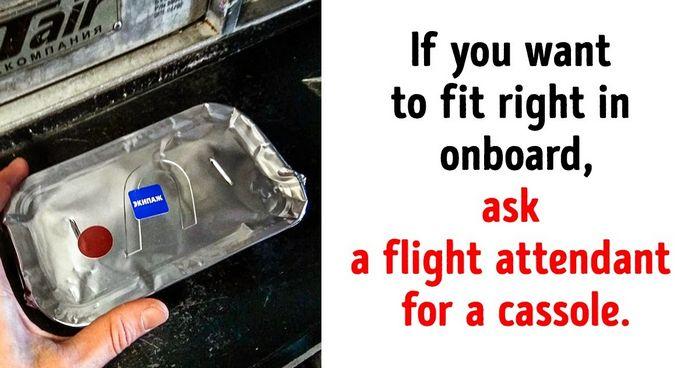 14 Secrets Most Plane Passengers Don't Know About