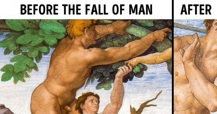 16 Baffling Facts About the Sistine Chapel Murals That Even Tour Guides Might Not Know