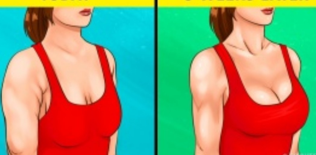 17 Simple Exercises That Will Make Your Whole Body in Just 4 Weeks