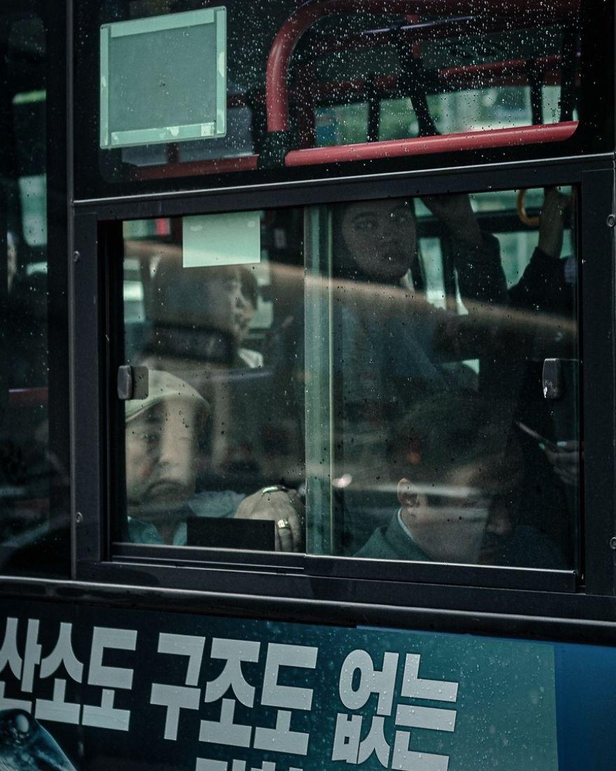 Faces Of Seoul, South Korea