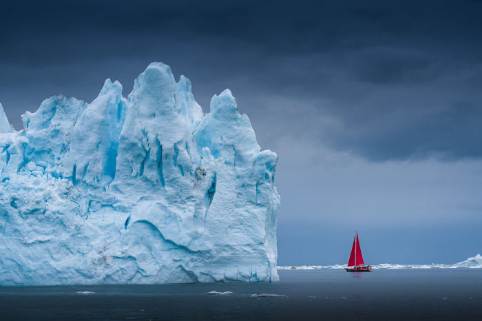 The 'Disappearing' Beauty Of Greenland