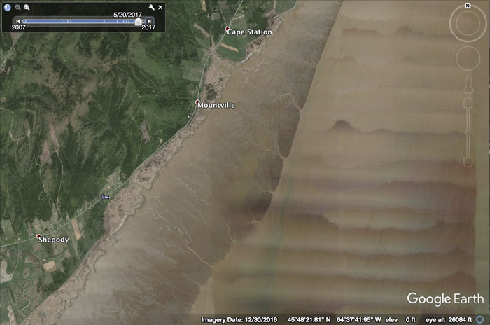 Google Earth Map