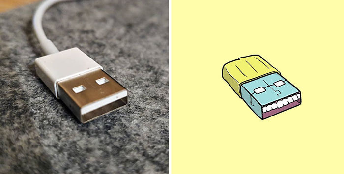 Deceiving USB