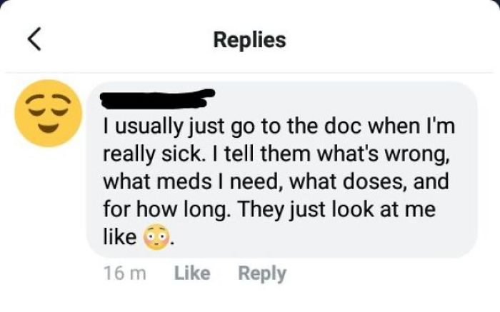 Looks Like He Can't Self-Diagnose Narcissism