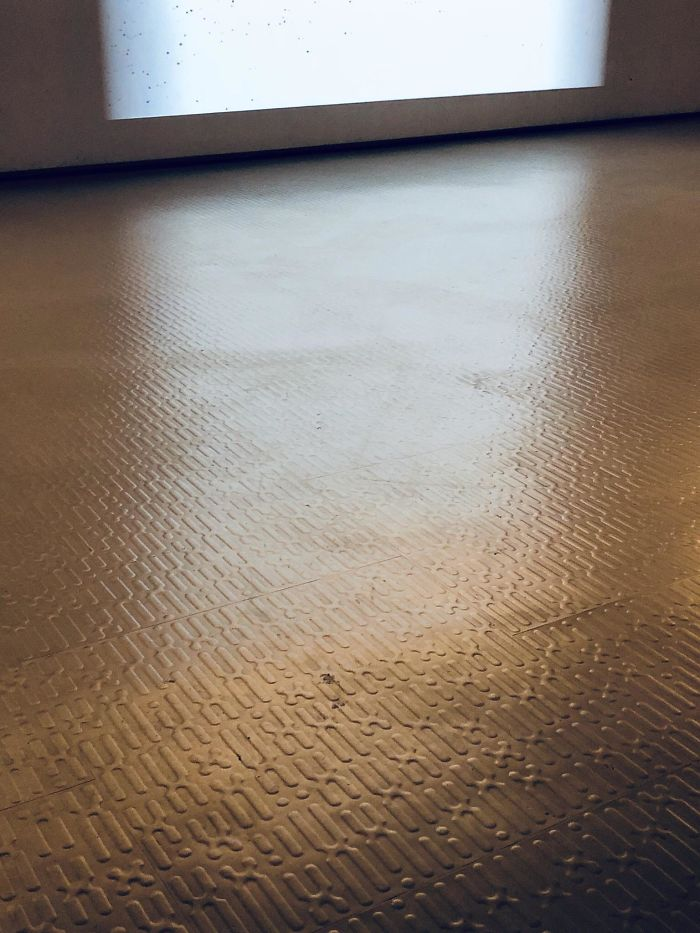 The Floor At The London Science Museum Is Made Of Mini-Chromosomes