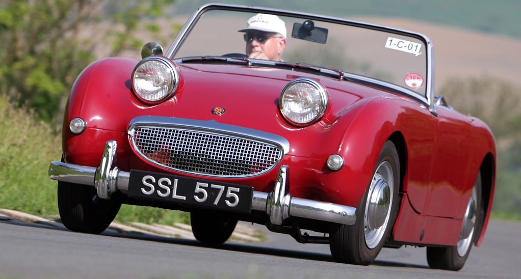 8 of the Cutest Classic Cars that Ever Existed