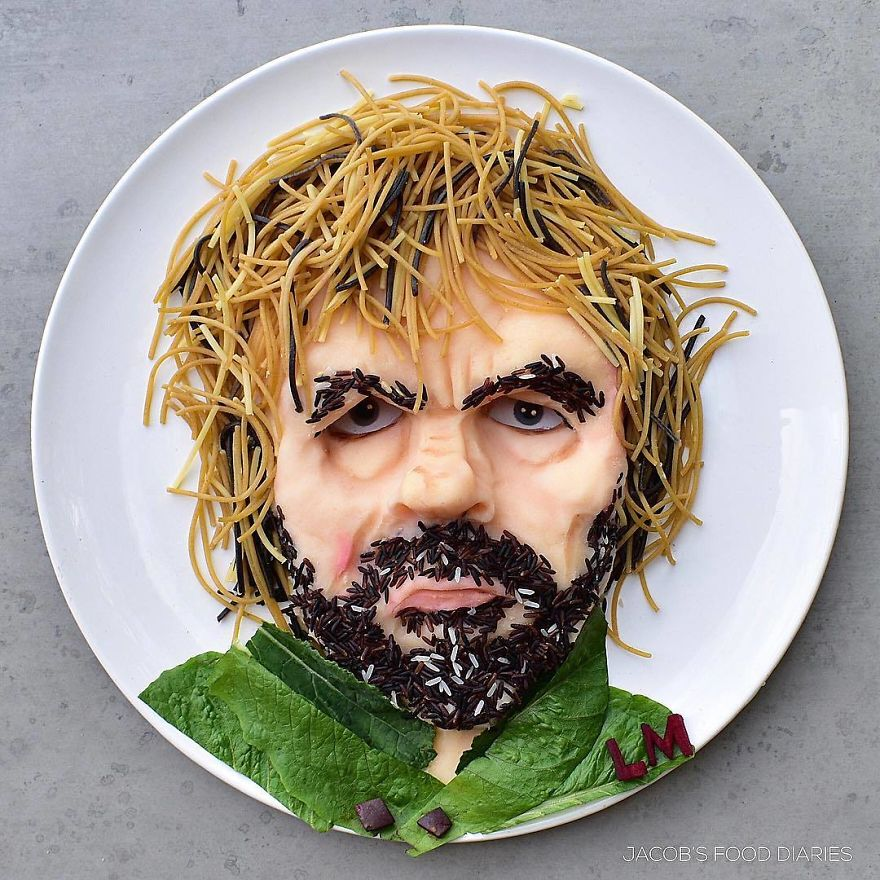"""Tyrion Lannister From """"Game Of Thrones"""""""