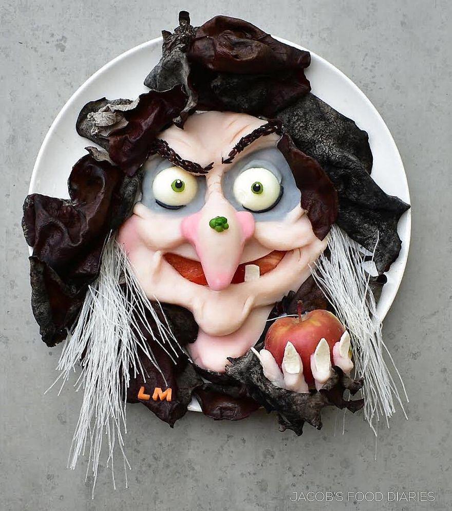 "Queen Grimhilde From ""Snow White"""
