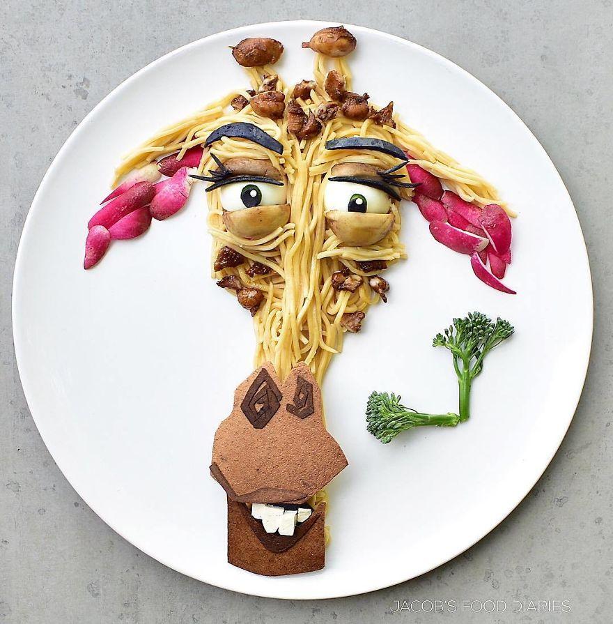 "Melman From ""Madagascar"""
