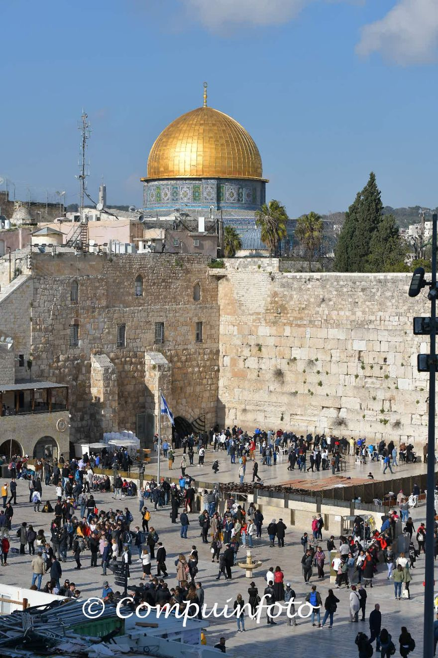 The Dome, Temple In Jerusalem
