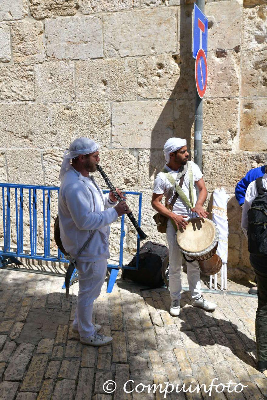 Musica On The Walls Of Jerusalem
