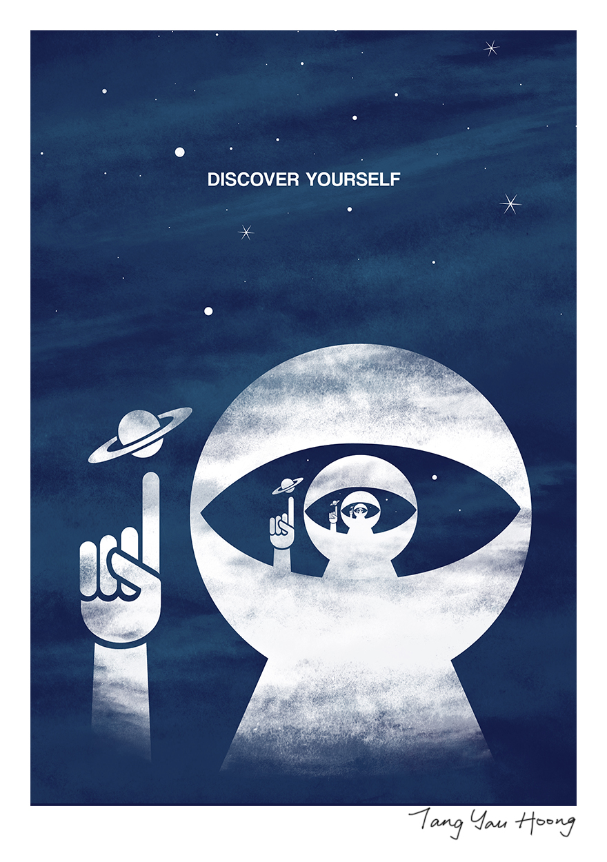 """Discover Yourself"""