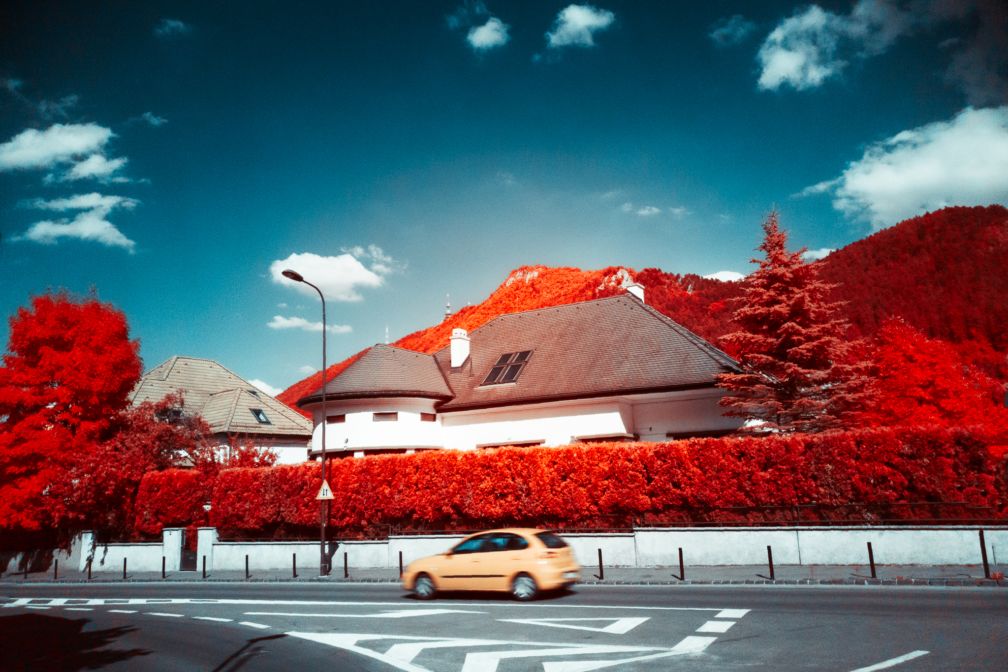 Romanian Photographer Creates Spectacular Infrared Photography With A Phone