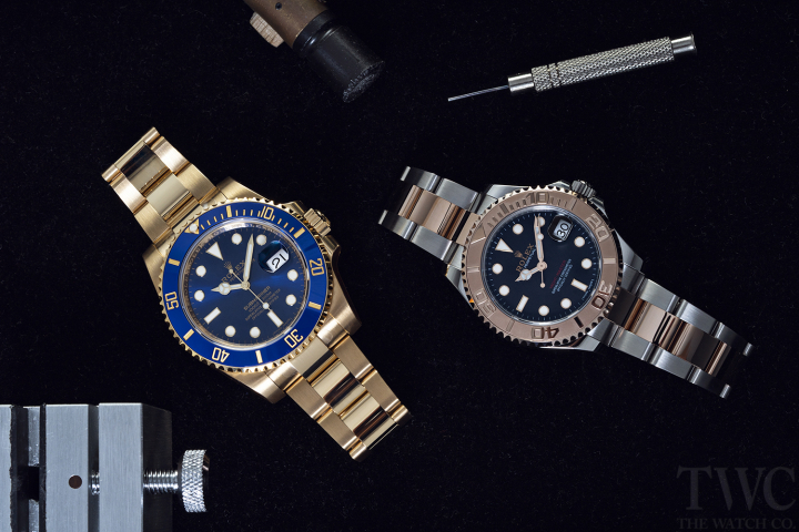 How to Wind & Set a Rolex Watch